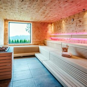 Bayerwaldresort Sauna