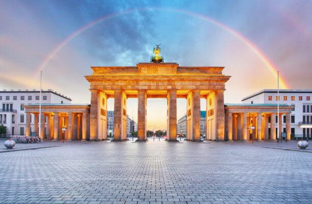Berlin Brandenburg Regenbogen