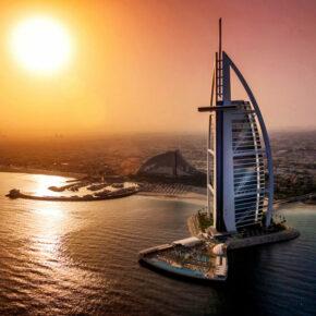 Wahrzeichen Dubais: 5 Tage im 6* Burj Al Arab Jumeirah mit Frühstück, Flug & Transfer nur 2.522€