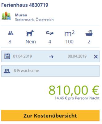 Ferienvilla Steiermark