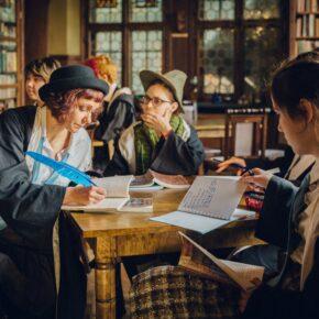 Einmal Harry Potter sein: 4 Tage Hexenschule im Schloss mit Vollpension & Extras nur 620€
