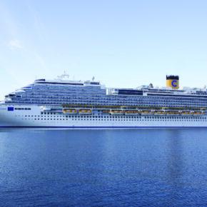 8 Tage Costa Mittelmeer-Kreuzfahrt inkl. Vollpension ab 299€