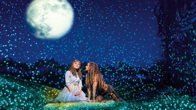 Disneys Musical Tarzan Verliebt sich