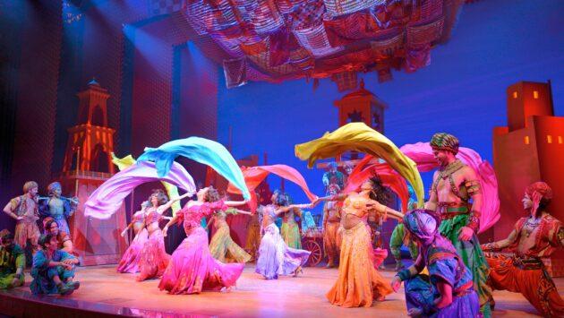 Disneys Aladdin Tanz