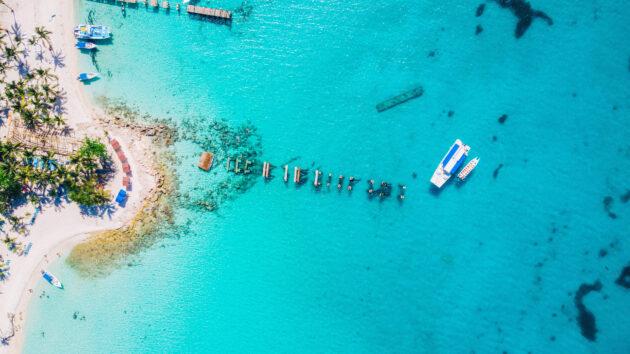 Dom Rep Saona Insel