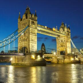 Kurztrip im Sommer: 2 Tage London mit zentraler Unterkunft, Frühstück & Flug nur 28€