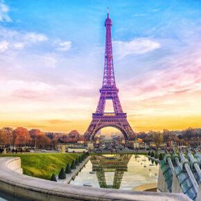 Silvester in Paris: 2 Tage im zentralen TOP 3* Hotel mit Frühstück nur 53€