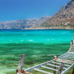 Ab nach Griechenland: 8 Tage Kreta im guten 3* Aparthotel inkl. Flug nur 109€