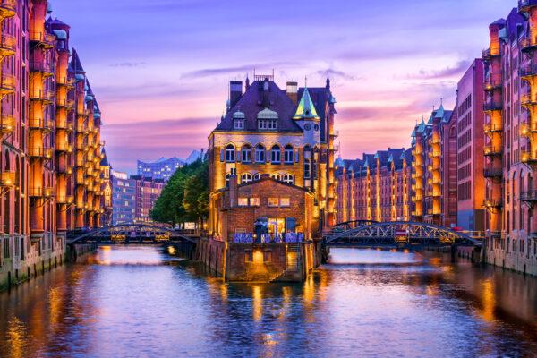 24h Sale: 2 Tage Hamburg am Wochenende im TOP 4* AWARD Ameron Hotel ...