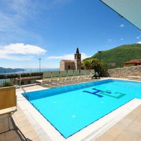 Gardasee am Wochenende: 4 Tage im TOP 3* Hotel mit Halbpension, Weinverkostung & Wellness ab 99€