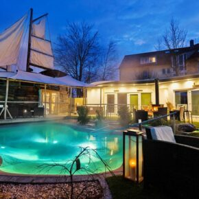 Wellness am Bodensee: 3 Tage im 3* Superior Hotel mit Halbpension & Extras ab 109€