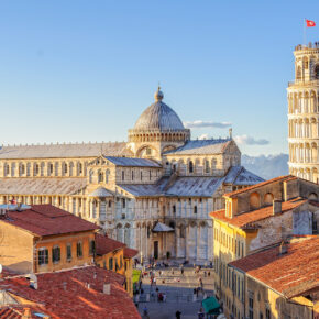 Städtetrip: 3 Tage Pisa mit toller Unterkunft & Flug nur 64€