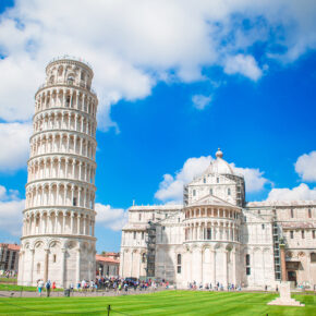 Kurztrip nach Pisa: 2 Tage Italien mit Hotel inkl. Frühstück & Flug nur 39€