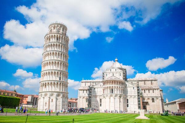 Italien Pisa Turm