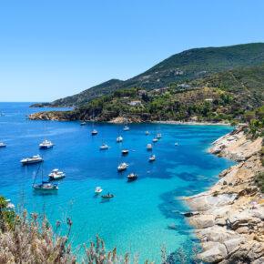 Italien: 8 Tage Strand in der Toskana mit gutem Apartment & Flug nur 67€