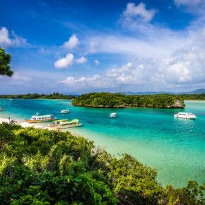 Urlaub auf Okinawa: Japans paradiesische Inseln auf einen Blick