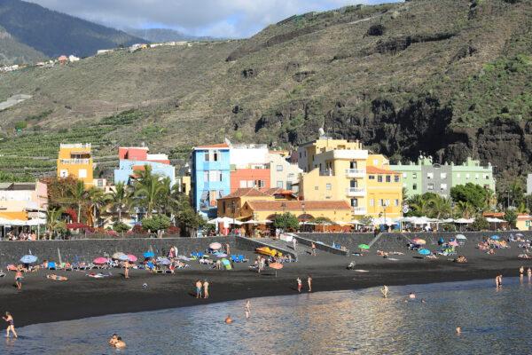 Kanaren La Palma Tazacorte