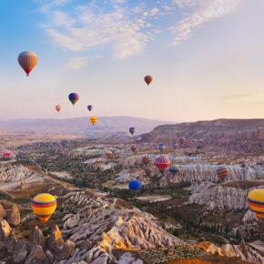 Rundreise durch die Türkei: 15 Tage mit Hotels, Frühstück, Flug & Transfer ab 289€
