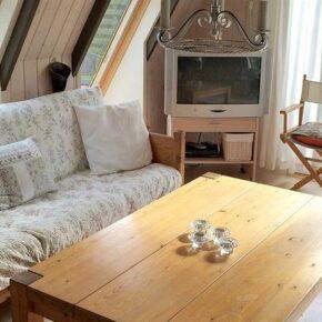 Ferienhaus Kattegatküste Wohnzimmer