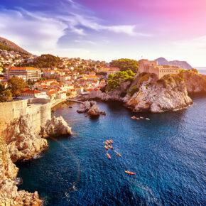 Kroatien: 8 Tage in der Game of Thrones Stadt Dubrovnik mit toller Unterkunft und Flug nur 165€