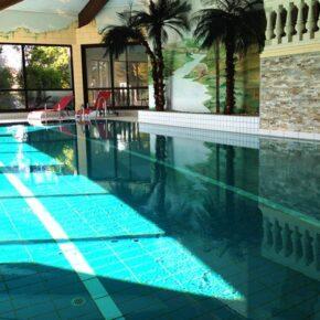 Wellness im Rheinland: 3 Tage im guten 4* Hotel mit Halbpension & Extras ab 149€