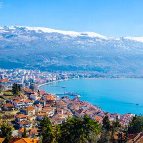 Mazedonien im Sommer: 8 Tage am Ohridsee mit Hotel & Flug nur 40€