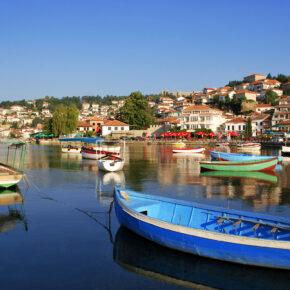 Nordmazedonien: 8 Tage am Ohridsee mit Unterkunft & Flug nur 69€