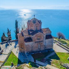 Mazedonien: 8 Tage Ohridsee inkl. Unterkunft & Flug für 73€