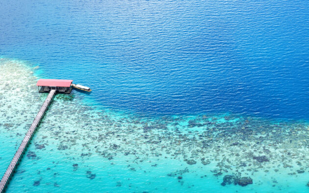 Malaysia Borneo Wasser