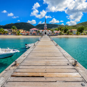 Karibik: Hin- & Rückflug nach Martinique inklusive Gepäck nur 384€