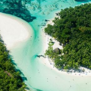 Lastminute auf Mauritius: 10 Tage im eigenen Ferienhaus mit Pool inkl. Flug nur 470€