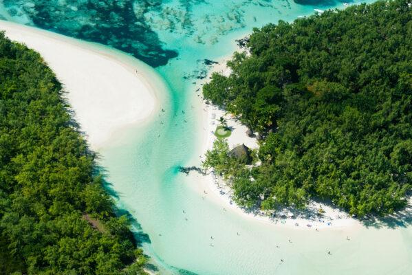 Mauritius Luftbild