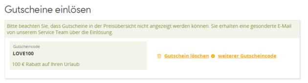 Neckarmann 100 Gutschein