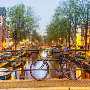 Städtetrip Amsterdam: 2 Tage im TOP 4* Hotel nur 25€ (auch am Wochenende verfügbar)