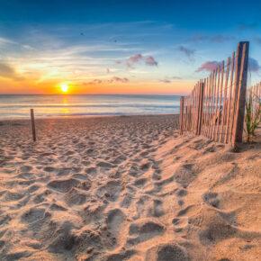 Luxus: 5 Tage an der niederländischen Nordseeküste in privater Villa ab 66€