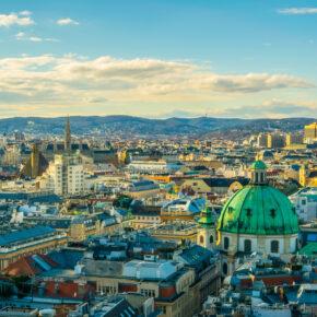 Städtetrip: 2 Tage Wien im zentralen 4* Hotel inkl. Frühstück ab 38€