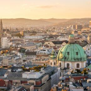 Ab nach Wien: Flüge in die Hauptstadt für 8€