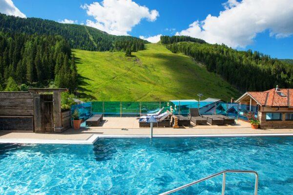 Pension Almstern Pool
