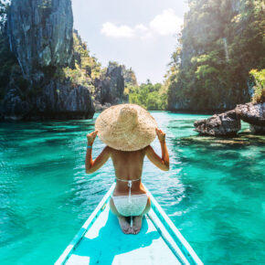 Paradies: Hin- & Rückflüge auf die Philippinen mit Gepäck nur 357€