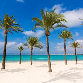 Neueröffnung Mallorca: 7 Tage im 4* Hotel mit Frühstück, 50€ Verzehrgutschein & Flug nur 277€