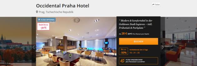 3 Tage Prag
