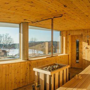 Gut Riedelsbach Sauna