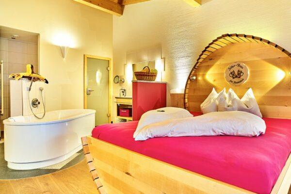 Gut Riedelsbach Bierhotel Zimmer