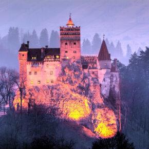 Dracula auf der Spur: 8 Tage Rumänien Fly & Drive mit Flug & Mietwagen nur 59€