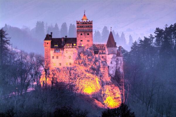 Transsilvanien Bran Castle