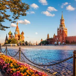 Moskau Tipps: Urlaub in der russischen Hauptstadt