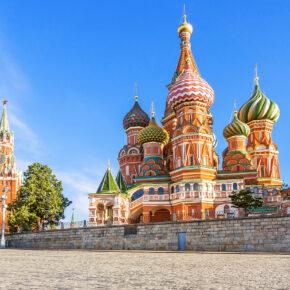 Russland zum WM-Finale: Günstige Hin- und Rückflüge nach Moskau nur 158€