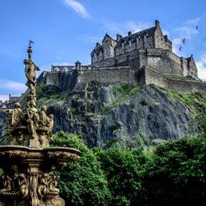 Ab nach Schottland: 3 Tage Edinburgh mit Hostel & Flug nur 47€