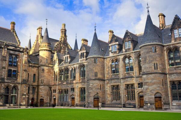 Schottland Glasgow Universität