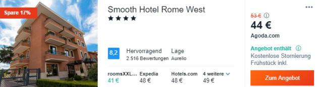 Smooth Hotel